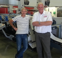 Rako Tamperseal acquires South Africa's first Gallus ECS 340