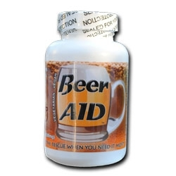 Enzyme Support for Beer Drinkers