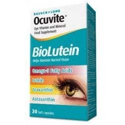 Bausch+Lomb Adds Ocuvite BioLutein