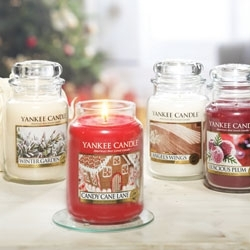 Yankee Candle Adds Seasonal Fragrances