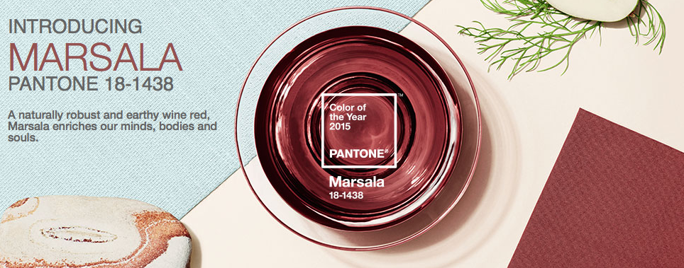 Pantone Names Color of 2015