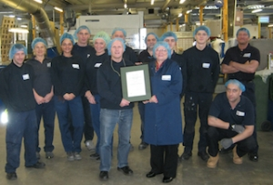 Clondalkin Group awarded OHSAS 18001 accreditation