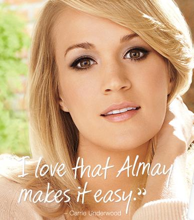 Almay Shade Matches Lipstick