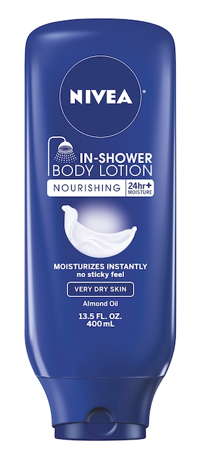 Nivea Rolls Out In-Shower Lotion