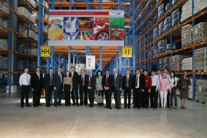 Brenntag opens new chemical distribution facility in Indonesia