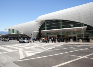 San Jose International Airport first showcase for Duranar powder coatings