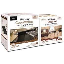 New Rust-Oleum Countertop Transformations DIY coating system