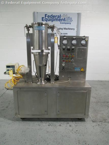 Vector Fluid Bed Dryer Granulator, Model FLM1