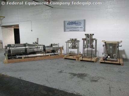 Glatt Fluid Bed Dryer Granulator, Model GPCG15