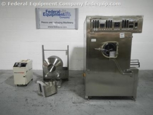 Thomas Engineering Compulab Coating Pan, Model CPL-36