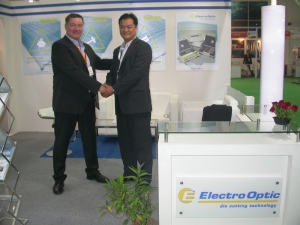 Electro Optic expands global network