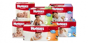 Kimberly-Clark to Revamp Huggies Business