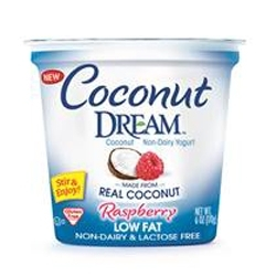 DREAM Brand Adds Coconut-Based Yogurt