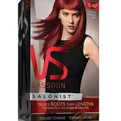Vidal Sassoon Salonist Collection Brings Salon Color Home