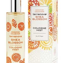 Terranova Revamps Shea Blossom Collection