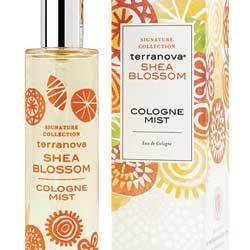 Terranova Revamps Shea Blossom Collection