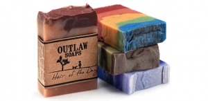 Outlaw Soaps Challenges Traditional Cleansers