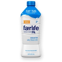 Fairlife Offers Premium Milk