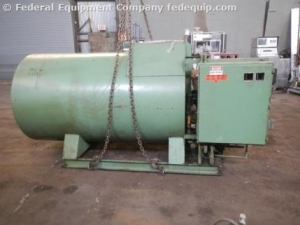Hopkins Volcanic Hot-Oil Heater, Model 150S