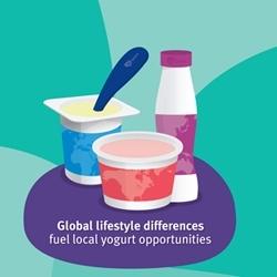 DSM Explores Cultural Differences in Yogurt Consumption