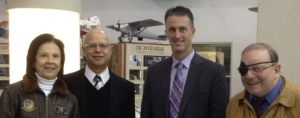 PPG Foundation Donates $10,000 to Frontiers of Flight Museum