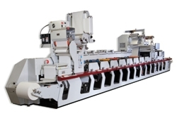 DRG adds second Mark Andy Performance Series press