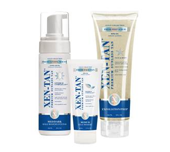 Xen-Tan Rolls Out Clean Collection