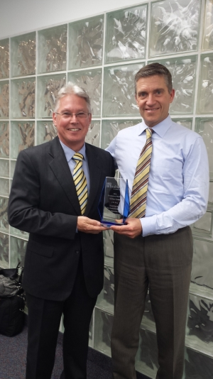 Tartan Color and Chemical Named 2014 Distributor of the Year by Nubiola USA