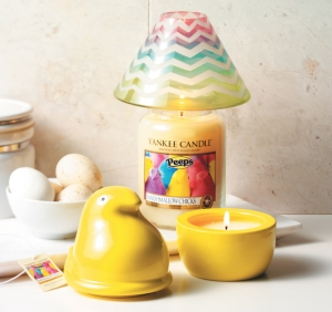 Easter Products Arrive at Yankee Candle