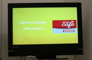 Xeikon Cafe Packaging Innovations 2015