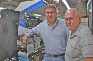 Graphic Labels retrofits flexo press with the JFlex 870 from IPT Digital