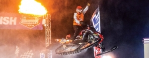 Axalta Paints Winners in AMSOIL Snocross Series