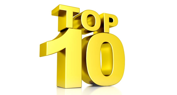 L&NW's top ten of 2014