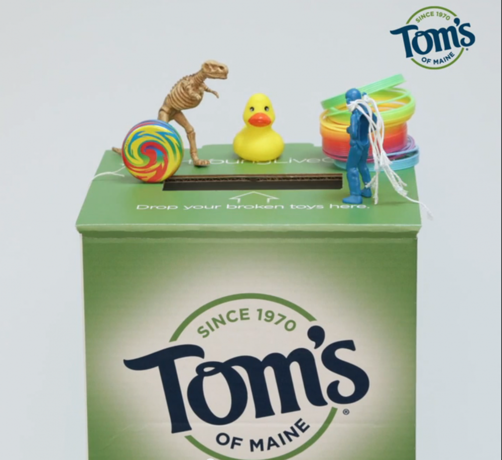 Tom's and Toys