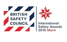 Avery Dennison LPM wins international safety award