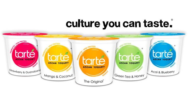 Tarté Introduces Asian Yogurt