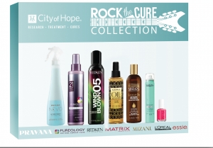 Pravana Debuts Rock the Cure