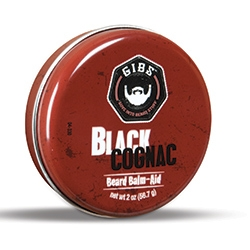 Gibs Grooming Launches Black Cognac Beard Balm-Aid For Grizzly Muttonchops