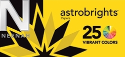 Neenah Announces Astrobrights Papers