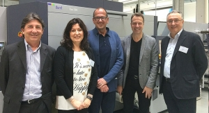 Italian label converter opts for Durst Tau 330