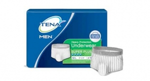TENA Launches Disposable Pants In Mexico