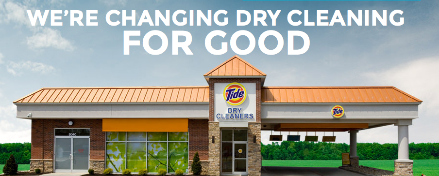 Tide Dry Cleaners Expands