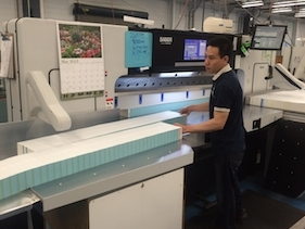 Hammer Packaging adds third Colter & Peterson paper cutter