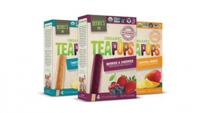 TeaPops Introduced in U.S.