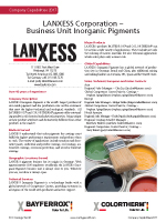 Lanxess Corporation