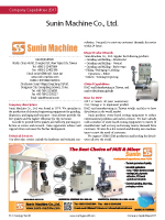 Sunin Machine Co., Ltd.