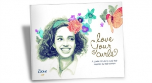 Dove Hair Launches a Book, Love Your Curls