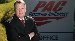 Precision AirConvey CEO receives Distinguished Career Award