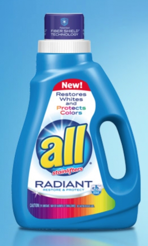 Sun Products Adds All Radiant