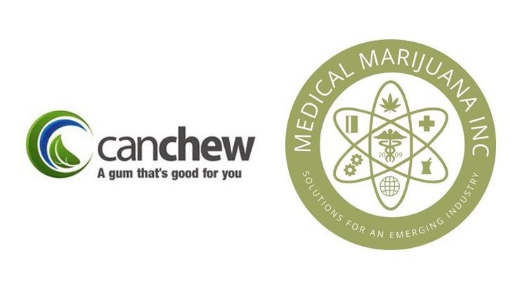 CanChew is a patented cannabinoid release chewing gum.